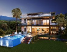 Luxury villas Benahavis 5