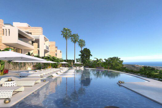 Exclusive apartments Ojen Marbella 2