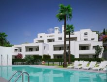 Contemporary apartments Casares 3