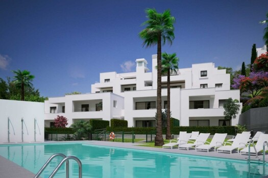 Contemporary apartments Casares 3