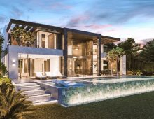 Luxury villa Bel-Air Estepona 1