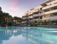 Modern apartments Mijas Costa 2