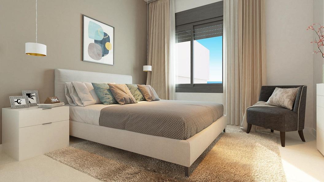 wa costa ref 00411 apartments casares golf. Black Bedroom Furniture Sets. Home Design Ideas