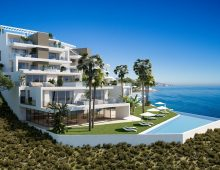 Luxury apartments Nerja 1