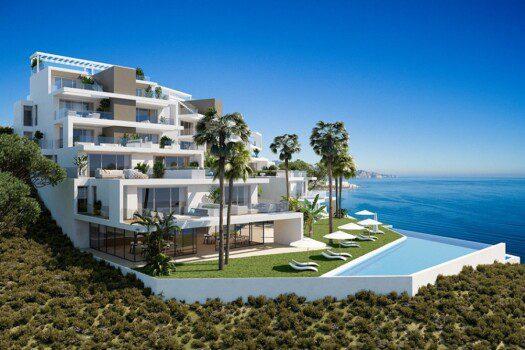 Luxury apartments Nerja 1