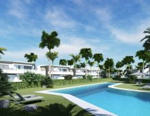 Semi-detached homes Estepona 2