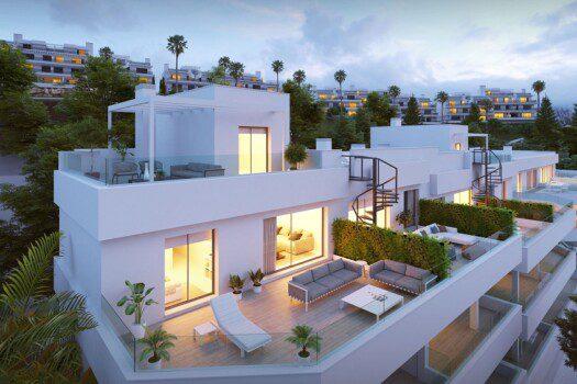 Apartments & Townhomes Estepona 2