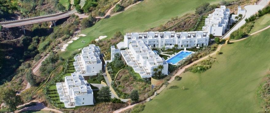 Modern houses La Cala de Mijas 7