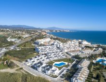 Beach apartments Estepona 1