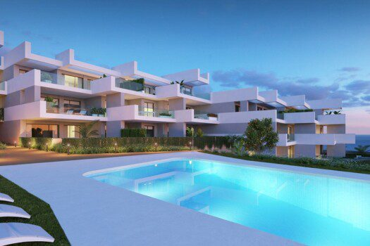 Modern apartments Duquesa 3