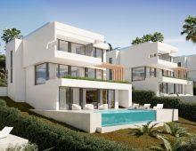 Modern villas La Cala Golf 4