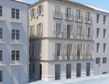 Loft apartments Malaga Centre 7