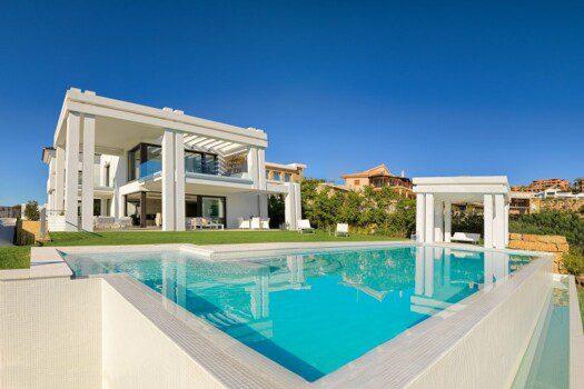 Luxury villa Los Flamingos 7