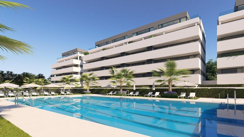 Modern apartments Torremolinos 4