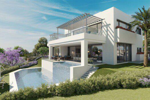 Villas Cabopino Marbella 3