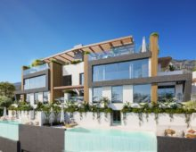 Modern newbuild villas Benahavis 2