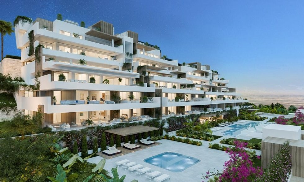 Newbuild Apartments Estepona 4