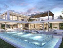 Stunning villa Estepona 1