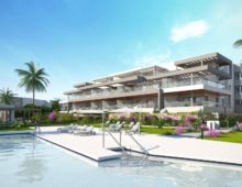 Golf resort apartments Estepona 8
