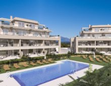 Modern Apartments San Roque 12