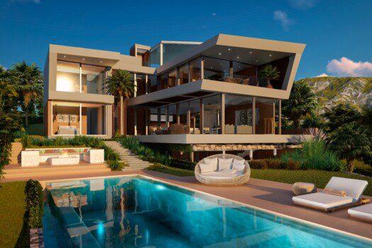 Exclusive Villas Estepona 2
