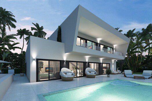 Luxury villa Guadalmina 11