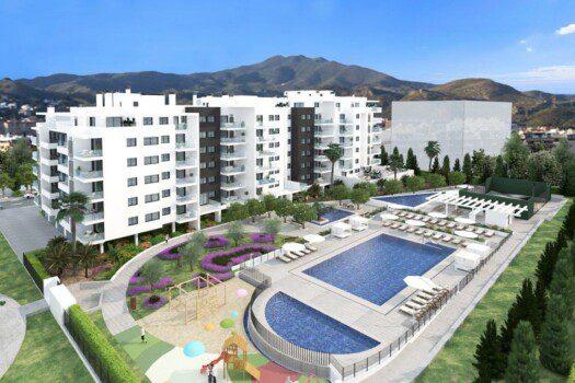 Modern apartments Malaga 5