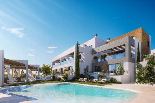 Modern apartments Monteros 1