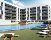 Modern apartments Torre del Mar 6