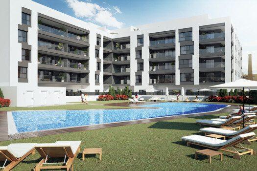 Modern apartments Torre del Mar 6
