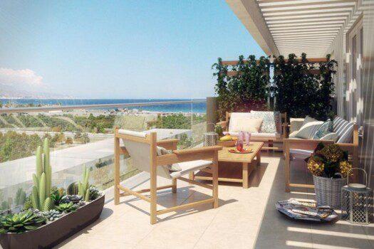 Apartments Torre del Mar Beach 5