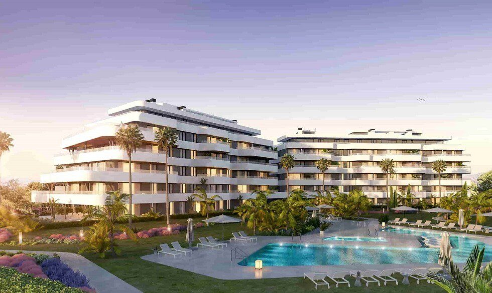 Beachfront project Torremolinos 1