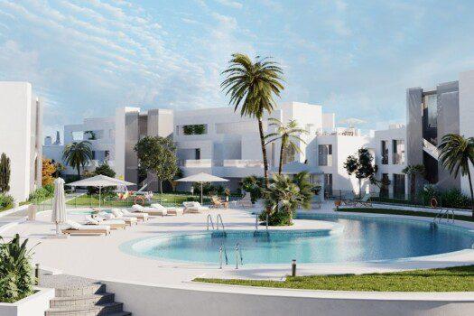 Golf Apartments Caleta de Velez 6