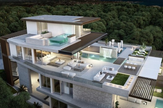 Beachfront luxury residences Estepona 13