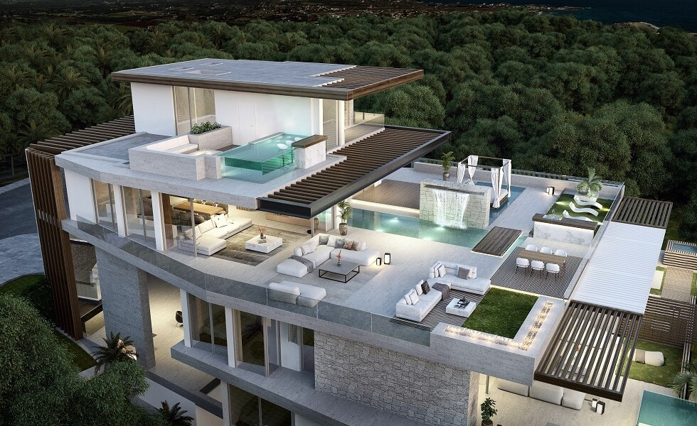 Beachfront luxury residences Estepona 13