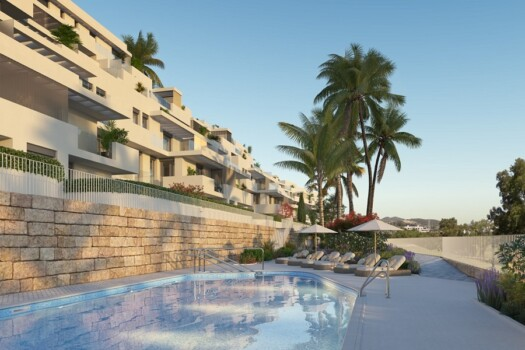 Apartments Estepona Golf Club 2