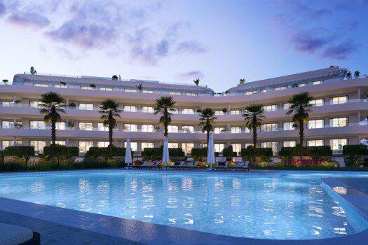 Beach Apartments Torrox Costa 6