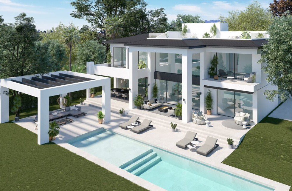Luxury Villas Puerto Banus 10