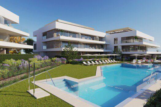 New Apartments Estepona 5