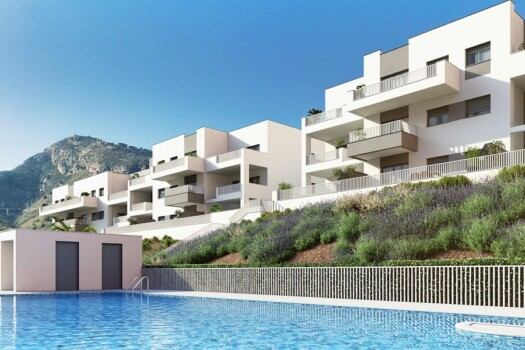 Newbuild Apartments Benalmadena 4