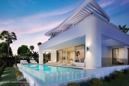 Modern Villas Fuengirola 1