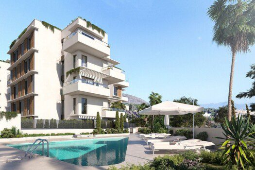 Design apartments Torremolinos 6