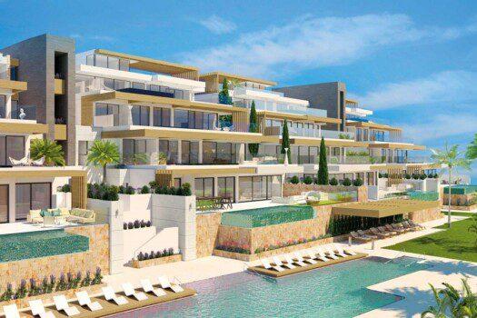 El Paraiso Apartments Benahavis 3