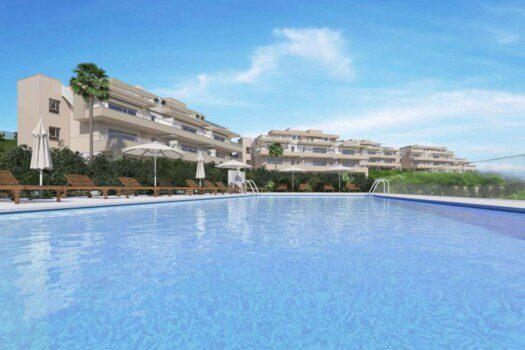 Apartments Mijas Golf 3