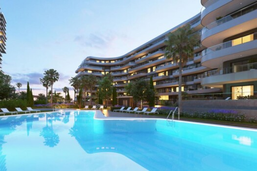 Beach Apartments Malaga 5