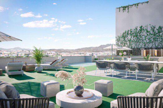 Huelin Malaga Apartments 10