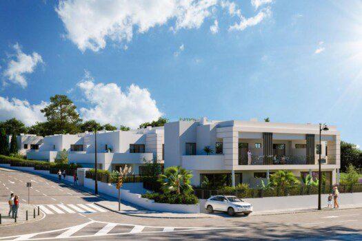 Modern Houses Estepona 1