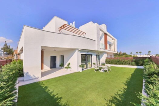 Modern Houses Estepona 11