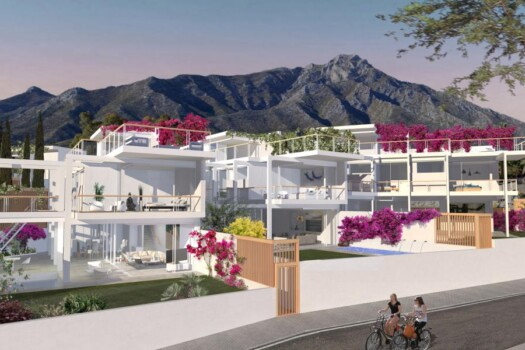 Villas Independientes Marbella 2