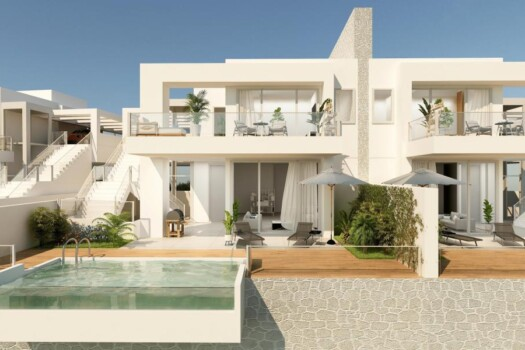 Semi-detached Houses Mijas 7